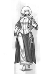 Sister of Battle - non combat by Lutherniel