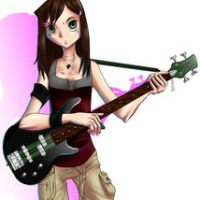 Rocker Girl by cuteskittles4u