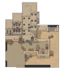 Dust 2 Bomb Site A by Revangale