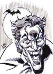 The Joker by Simon-Williams-Art