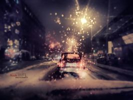 Song of winter driving by Piroshki-Photography