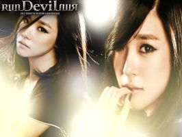 Run Devil Run - Tiffany by HigSousa