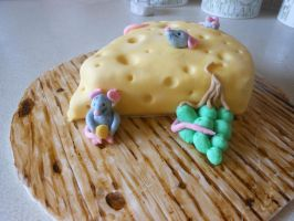 Cheese Cake by emily0410