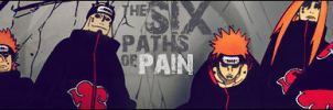 For You To Witness... The Six Path of Pain Sig by Razelim