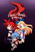 Disgaea Trio by Final-Boss-Emiko
