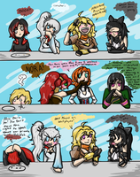Lunch Time Discussions pt.2 - The Revengening by Gallrith