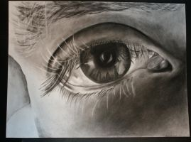 Tylers eye by Killswitch-Engaged