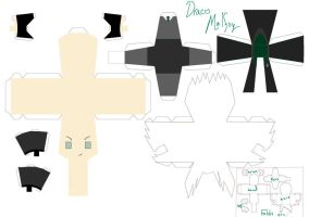 Malfoy Papercraft-Template by Agua-Turtle677893