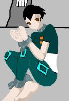 generator rex chained up by spottedfire210