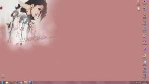 Aoi wall version 3.02.2010 by holyGIRL88