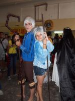 Jack Frost Cosplay by kiralax