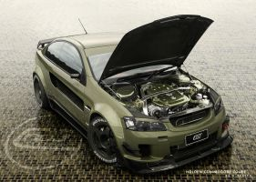 Holden Commodore Coupe by hussain1