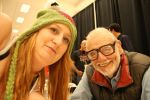 Me and George A Romero by Yuffie1972