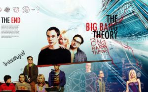 The Big Bang Theory by Ishily