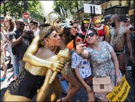 Gay Pride Paris 2015 - 27 by SUDOR