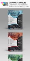 Corporate Flyer Template Vol 52 by jasonmendes
