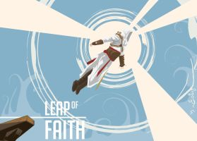 Leap of Faith by frixinthepixel
