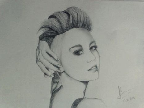 Miley Cyrus by RukyStyle25