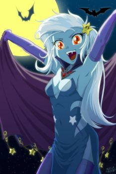 Vampire Trixie by uotapo