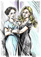 Irene and Adler by TatianaOnegina