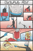 WKR:  The Saga of the Stranded Sorcerers, Page 1 by Orbital-Primeval