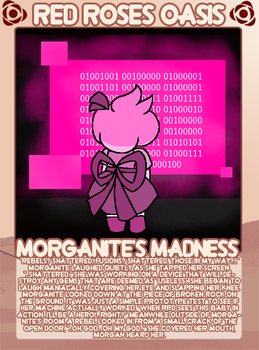 Side Quest ~ Morganite's Madness by hakike--guro