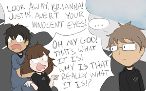 Storytime! :D by beanbagbrianna