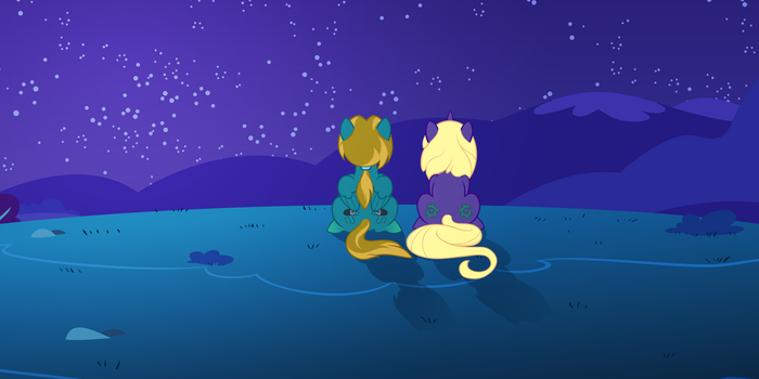 Stargazing by Chagial