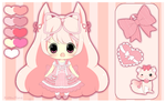 Adoptable- Little Kitten [Closed] $15! by myaoh