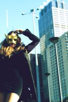 Behind the Mask VIII by Michaella-Designs
