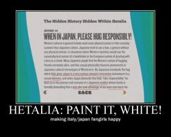 hetalia: paint it, white by windalchemist001