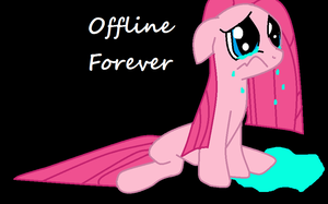 Not really offline! XD by TheFluffyFoxeh