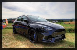 All new Ford Focus RS 2016 by deaconfrost78