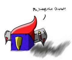 G1 Swoop cube by Shirobutterfly