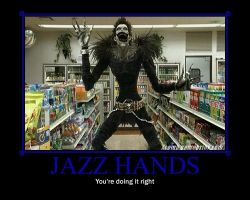 Jazz Hands by Alice-LaCasse