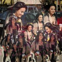 Pack PNG Demi Lovato Poligonales + Candid by JuuliiSuuperDuulce