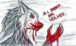 All Babes Are Wolves by binkaminka