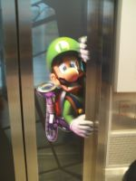 Luigi's Mansion Dark Moon at Nintendo World 11 by MarioSimpson1
