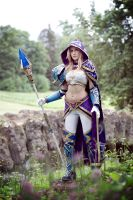 Jaina Proudmoore by Narga-Lifestream