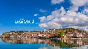 Lake Ohrid Video by kerimheper