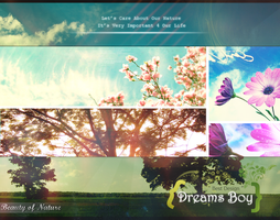 Beauty Of Nature by Dreams-Boy