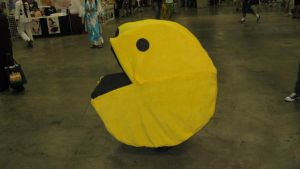 PAC-MAN by ChrisXLee