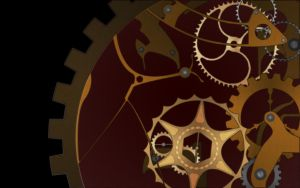 Gears Turn Round by DuffTerrall