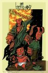 hellboy - colors by stephgallaishob