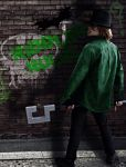 The Riddler - Sexy Back II by DashingTonyDrake