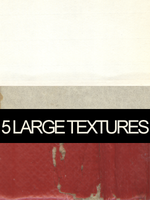 5 large textures by Kiho-chan
