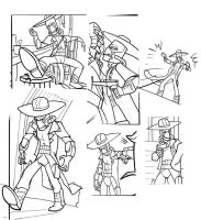 cad bane best bits by enolianslave