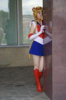 Sailor Moon by UsagiChiba-Selenit