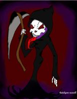 greg the grim reaper by 11newells