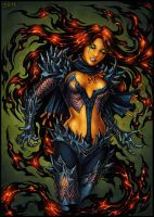 Blackfire by Candra